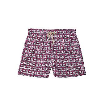 Benibeca Men's Tembo Printed Swim Shorts