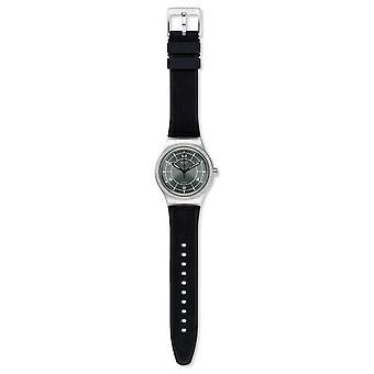 Swatch SISTEM RUB Rubber Automatische Mens Horloge YIS419
