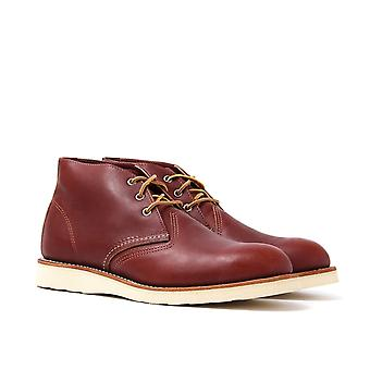Red Wing 3139 Copper Worksmith Heritage Work Chukka Boots