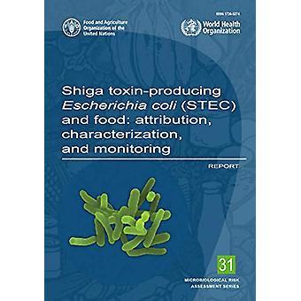 Escherichia coli (STEC) productrice de toxines shiga et alimentaire - attribution -
