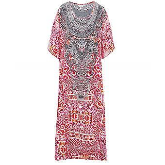 Inoa Shiraz Long Silk Kaftan