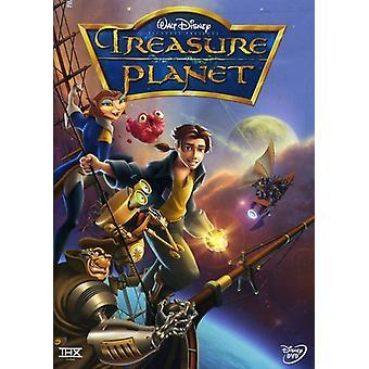 Disney - Treasure Planet [DVD] USA import