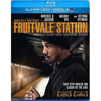 Fruitvale Station [BLU-RAY] USA import