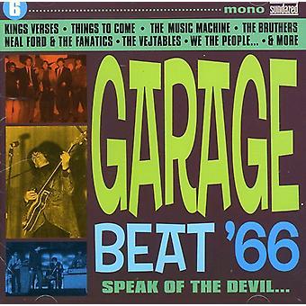 Garage Beat '66 - Vol. 6-Garage Beat '66 [CD] USA import