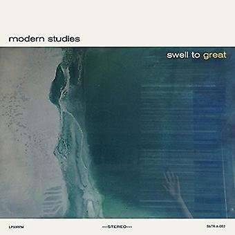 Modern Studies - Swell to Great [CD] USA import