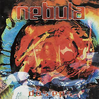 Nebula - Dos Eps [CD] USA import
