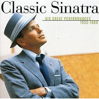Frank Sinatra - Classic Sinatra [CD] USA import