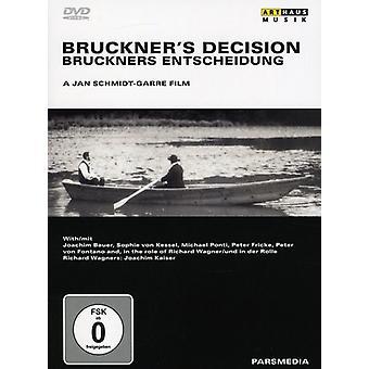 Bruckner's Decision [DVD] USA import