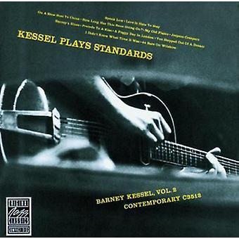 Barney Kessel - Kessel Plays Standards [Vinyl] USA import