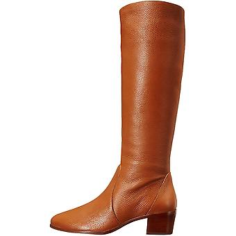 Vince Camuto Women's Shoes Leather Closed Toe Knee High Fashion Boots