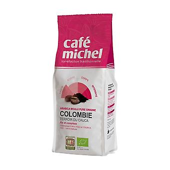 Ground coffee Colombia 250 g of powder