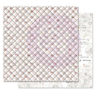 Prima Marketing Lavender Frost 12x12 Inch Sheets Hidden Truth