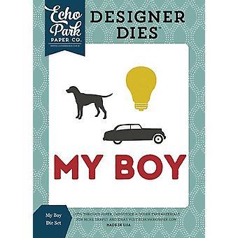 エコーパーク私の少年デザイナーが死ぬ