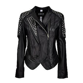Women's leather jacket Mia