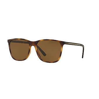 Polo Ralph Lauren PH4143 518283 Gafas de sol Matte Dark Havana/Polarised Brown