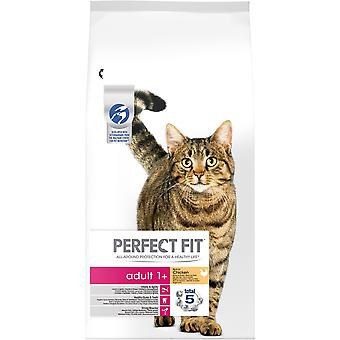 Perfekte Passform Katze komplett Erwachsene Huhn - 7kg