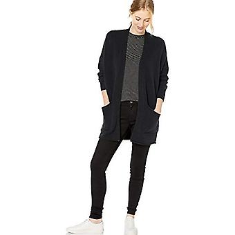Brand - Daily Ritual Women's Cozy Boucle Coatigan Sweater