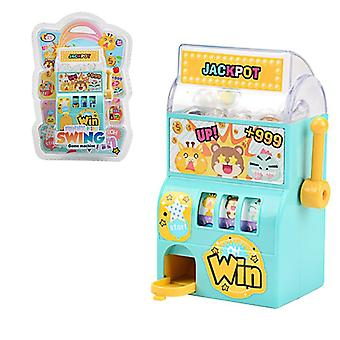 1pc Lucky Mini Doll Jackpot Slot Machine Antistress Educational For- Games