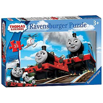 Ravensburger Thomas & Friends 35pc Jigsaw Puzzle