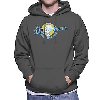 The Little Prince 1943 Logo Men's Hooded Sweatshirt
