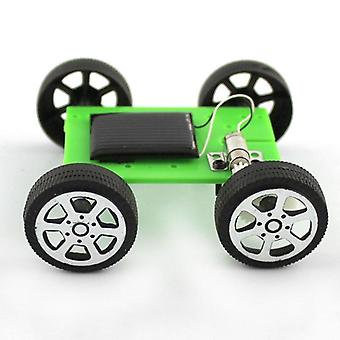 エネルギー太陽光発電玩具車ロボットキットセット - 教育玩具