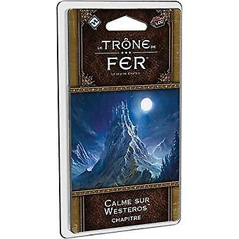 Jeu de cartes Trône de fer JCE Calme sur Westeros