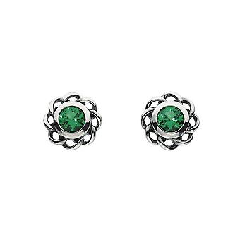Heritage Mystic Birthstones Mai Twist Boucles d'oreilles 3234MAY024