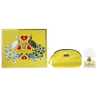 Anna Sui Flight Of Fancy Eau de Toilette 30ml Gift Set