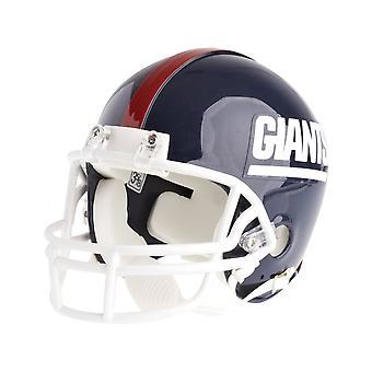 Riddell VSR4 Mini Football Helmet - NFL New York Giants 81-99