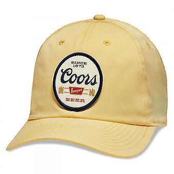 Coors-juhlaolut vuodesta 1873 logo säädettävä hattu
