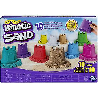 Kinetic Sand 10 Farbpaket