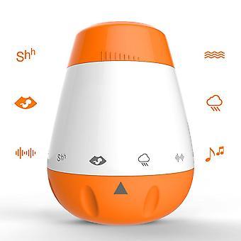 Mini terapia inteligente portátil máquina de sonido-bebé sueño soother