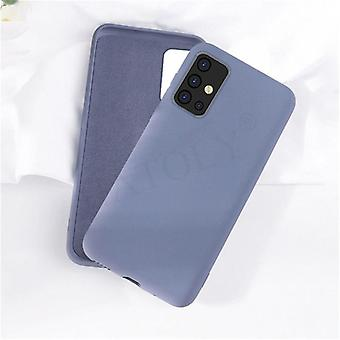 Samsung Galaxy Cover, Liquid Silicone Soft Tpu Shockproof Case