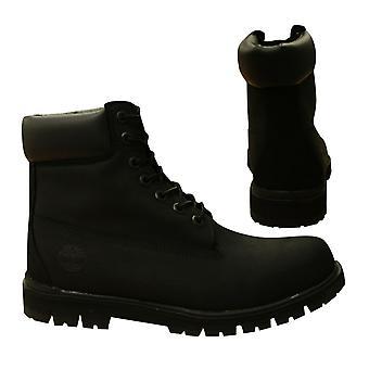 تيمبرلاند رادفورد 6 بوصة أسود ماء دوبوك جلد الرجال الأحذية A1JI2 Z27B