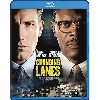 Mudança de faixas [Blu-ray] importação dos EUA