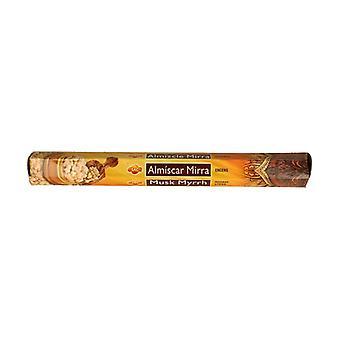 Musk Myrrh Incense 20 units
