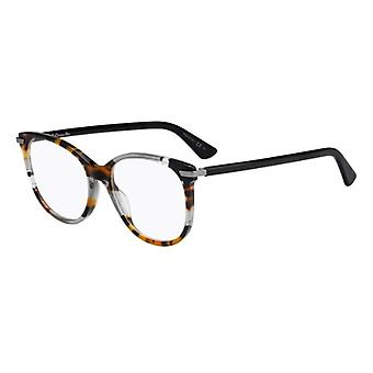 Dior Dioressence11 ACI Grau-Schwarz gefleckte Brille
