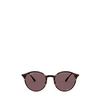 Ray-Ban RB4336CH light havana unisex sunglasses