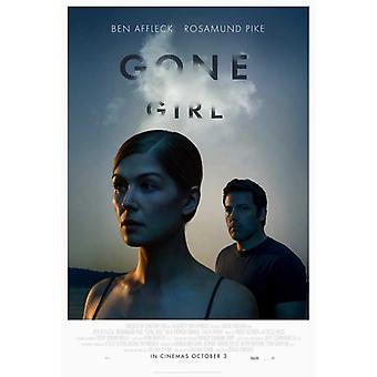 Gone Girl Movie Poster Print (27 x 40)