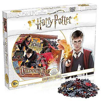 Harry potter quidditch puzzle 1000 pieces