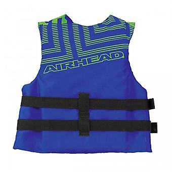 Kwik Tek 10081-03-A-BLLG Airhead Trend Vest, Youth, Boys