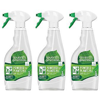 Seventh Generation All-Purpose  Spray, 3 Packs of 500ml