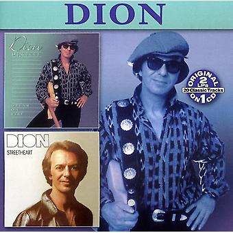 Dion - Dream on Fire/Streethearts [CD] USA import