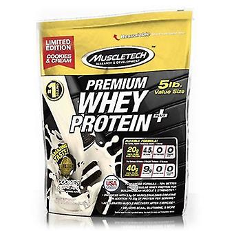 MuscleTech Whey Protein Plus Cookies & Cream 2267 gr