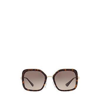 Prada PR 57US havana female sunglasses