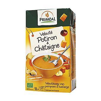Pumpkin and chestnut cream soup 1 L
