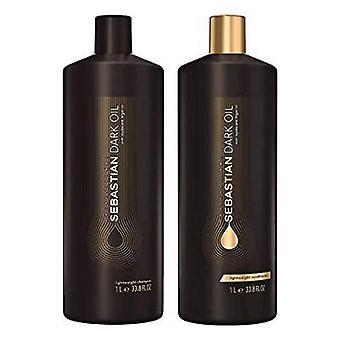 Sjampo Mørk Olje Sebastian (250 ml)