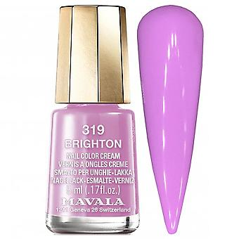 Mavala Pastel Fiesta 2021 Spring/Summer Nail Polish Collection - Brighton (319) 5ml