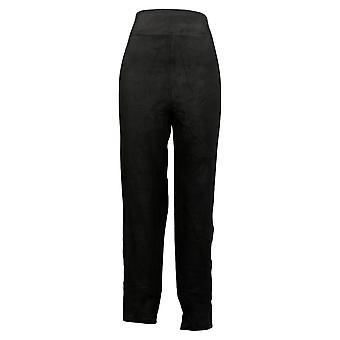 Cuddl Duds Women's Pants Fleecewear Stretch Leggings Black A342094