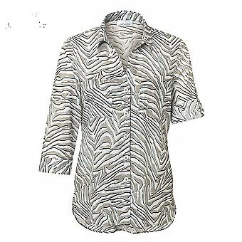 JUST WHITE Just White Khaki Shirt 43826